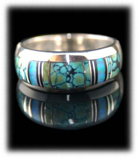 Silver Rings And Bands