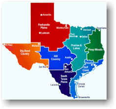 Texas South Texas Plains Region