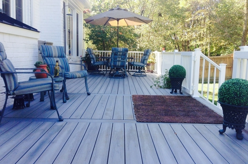 composite deck brentwood durante home