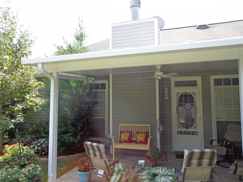 a durante home exteriors patio cover is