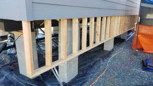 How To Skirt A Manufactured Home Over 38