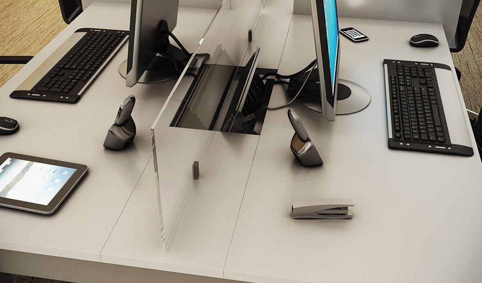 Mesas Plataforma  Duratta  mesas de escritorio
