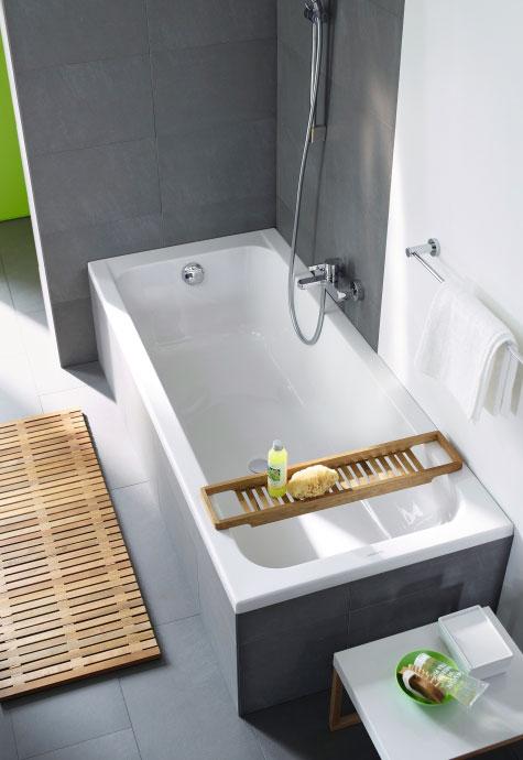 Badewannen  freistehend oder eingebaut  Duravit