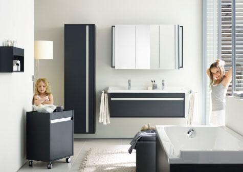 Bathroom Furniture from Duravit  Duravit
