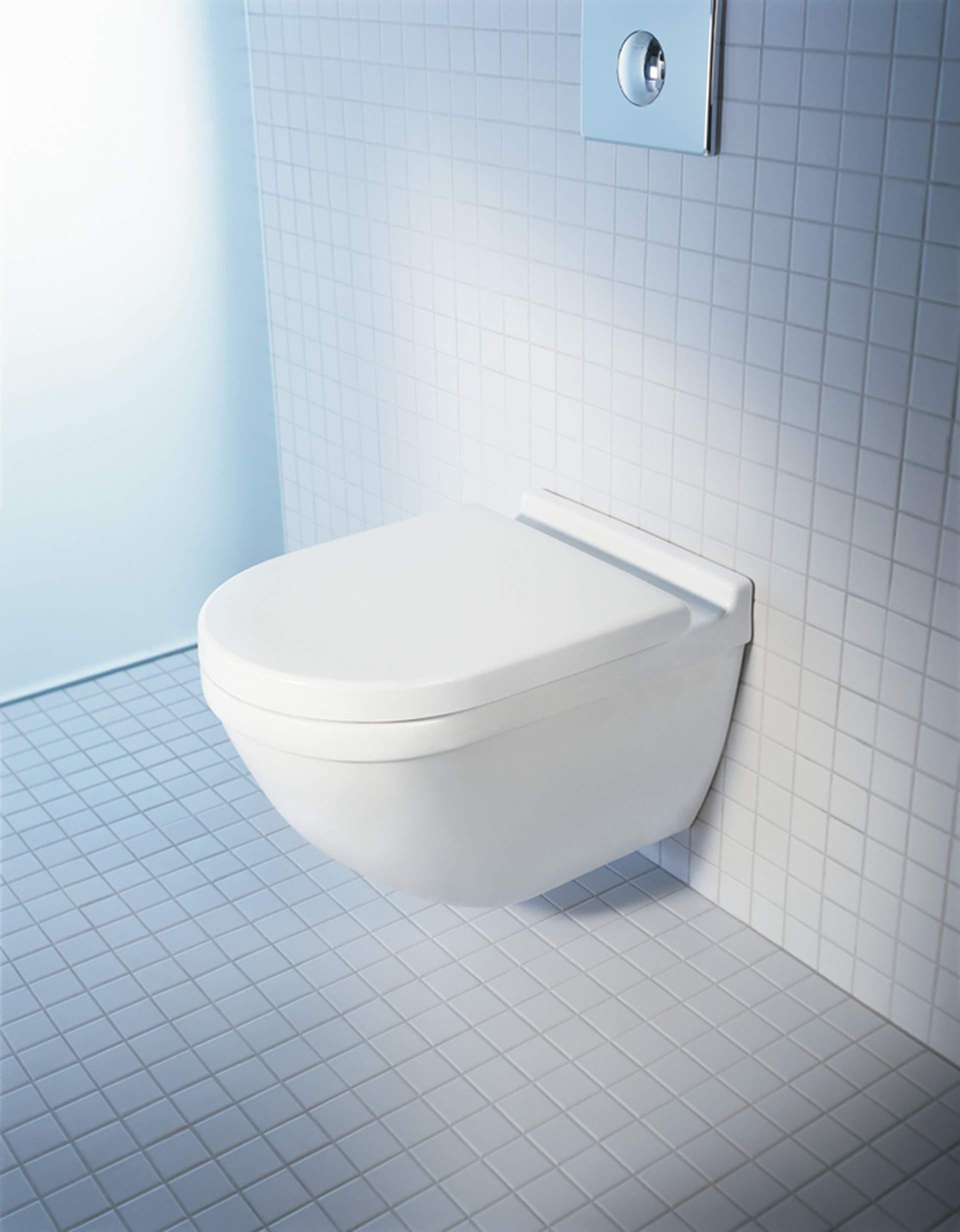 Starck 3 Toilet wallmounted 222609  Duravit