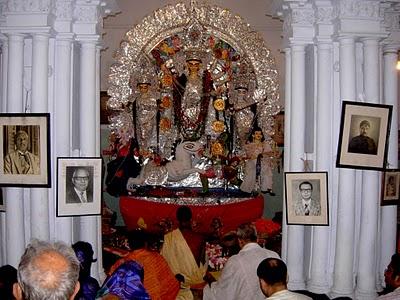 Bakulia Bari Durga Puja