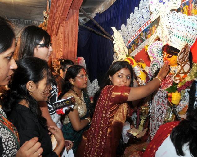 Puja pandal in bangalore dating