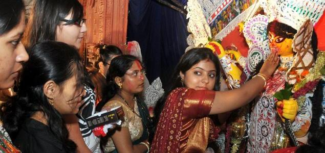 Famous Durga Puja Locations in Bangalore
