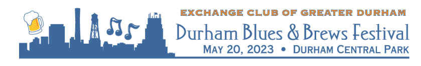 Durham Blues & Brews Festival