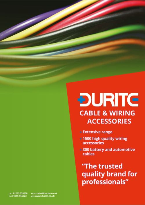 small resolution of durite cable and wiring accessories catalogue