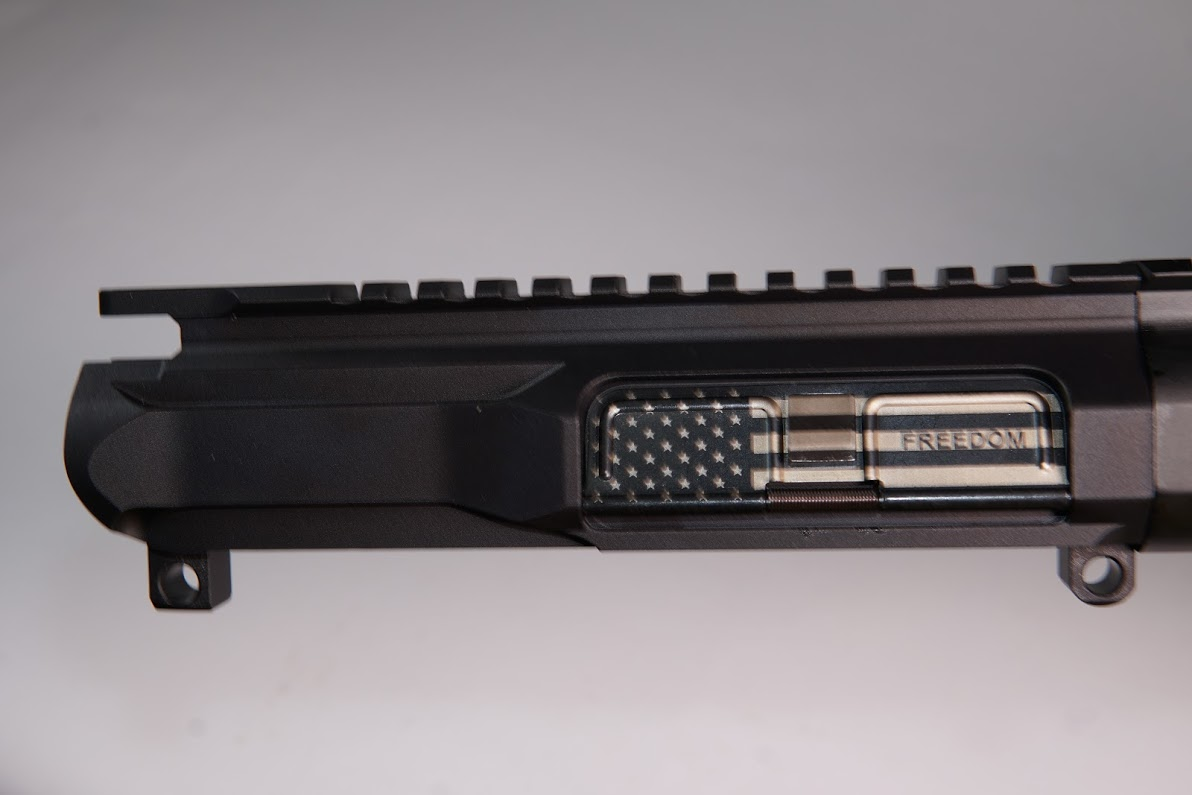 "16″ 223 Wylde ""Dimple"" Assembled Upper – Durkin Tactical"