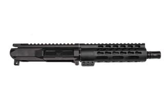 """AR-15 7.5"""" Pistol Upper, 5.56 NATO, 1:7 Twist"""