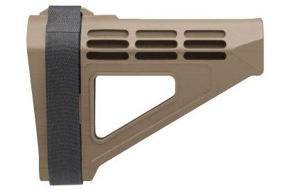 SBM4 Pistol Stabilizing Brace - FDE