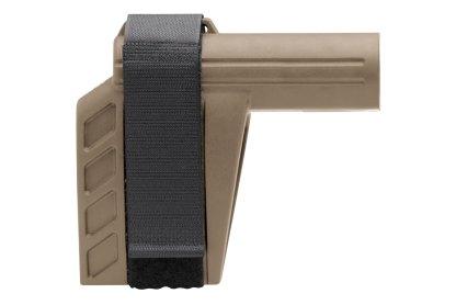 SBX-K Pistol Stabilizing Brace - FDE