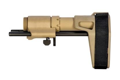 SBPDW Pistol Stabilizing Brace - FDE