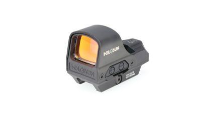 Holosun Elite Flagship 2MOA Dot / 65MOA Ring Open Reflex Sight