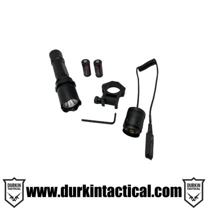 Ultra Bright LED Flashlight Kit