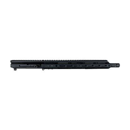 """BCA AR-15 Complete Upper Assembly, 16"""" 4150 Black Nitride Heavy Barrel, .458 SOCOM"""