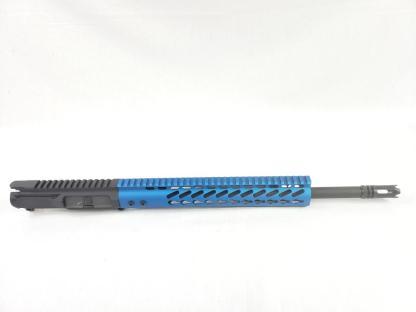 """USA SERIES16"""" 5.56 Blue upper 2"""