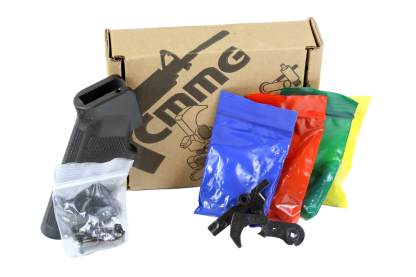 CMMG Complete AR-15 Lower Receiver Parts Kit