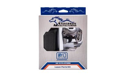 LOWER PARTS KIT - STAINLESS STEEL HAMMER AND TRIGGER