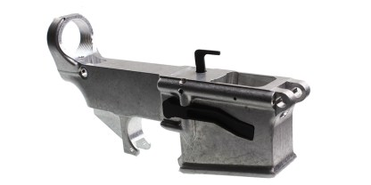 9mm 80% lower - Glock Mags Back