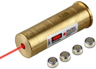 Laser Bore Sighter 12 Gauge