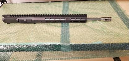 """16"""" 223 Wylde ss Competition Upper"""