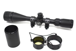 Sniper MT 4-16X44AOL Hunting Rifle Scope Red Green Illuminated Mil-Dot Reticle