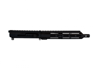 "6.5 Grendel, 10.5"" Black Nitride Heavy Barrel, 1-8 Twist, Pistol Length Gas System, 10"" MLOK Split Rail