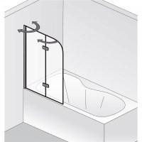 Badewannenaufsatz HSK Premium Softcube 2-teilig - Art ...