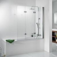 Badewannenaufsatz HSK Premium Softcube 3-teilig - Art ...