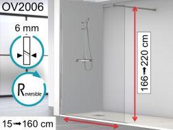 duschwand duschtur 120 cm 120 x 180