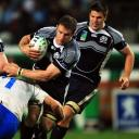 Jason White Scotland Rugby