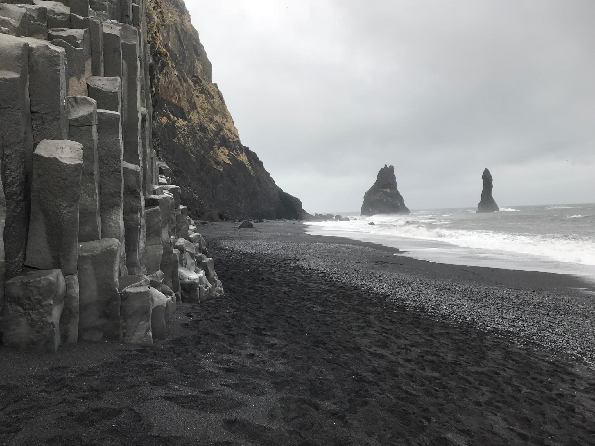 Stones at Vik