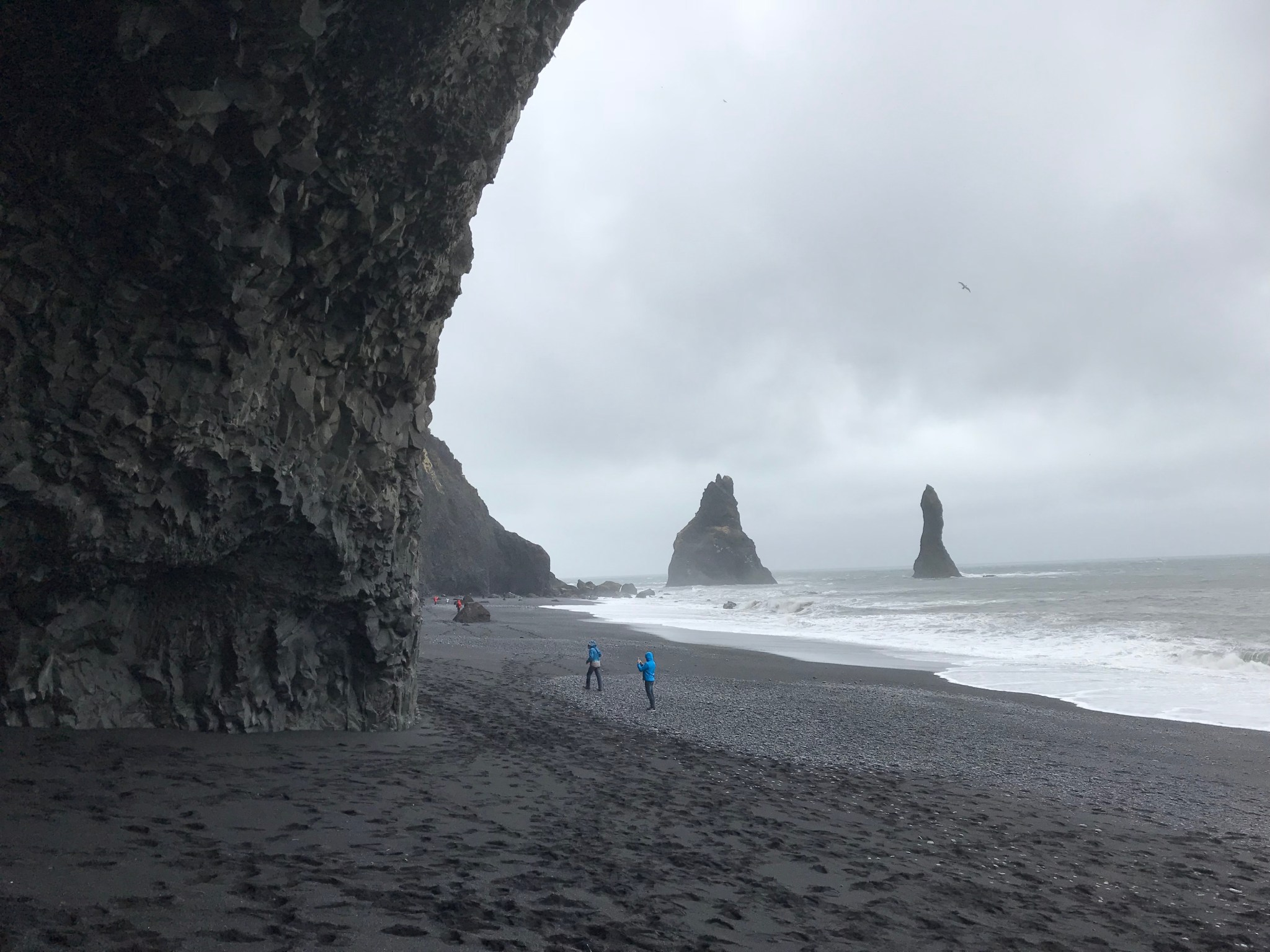 Vik from the west