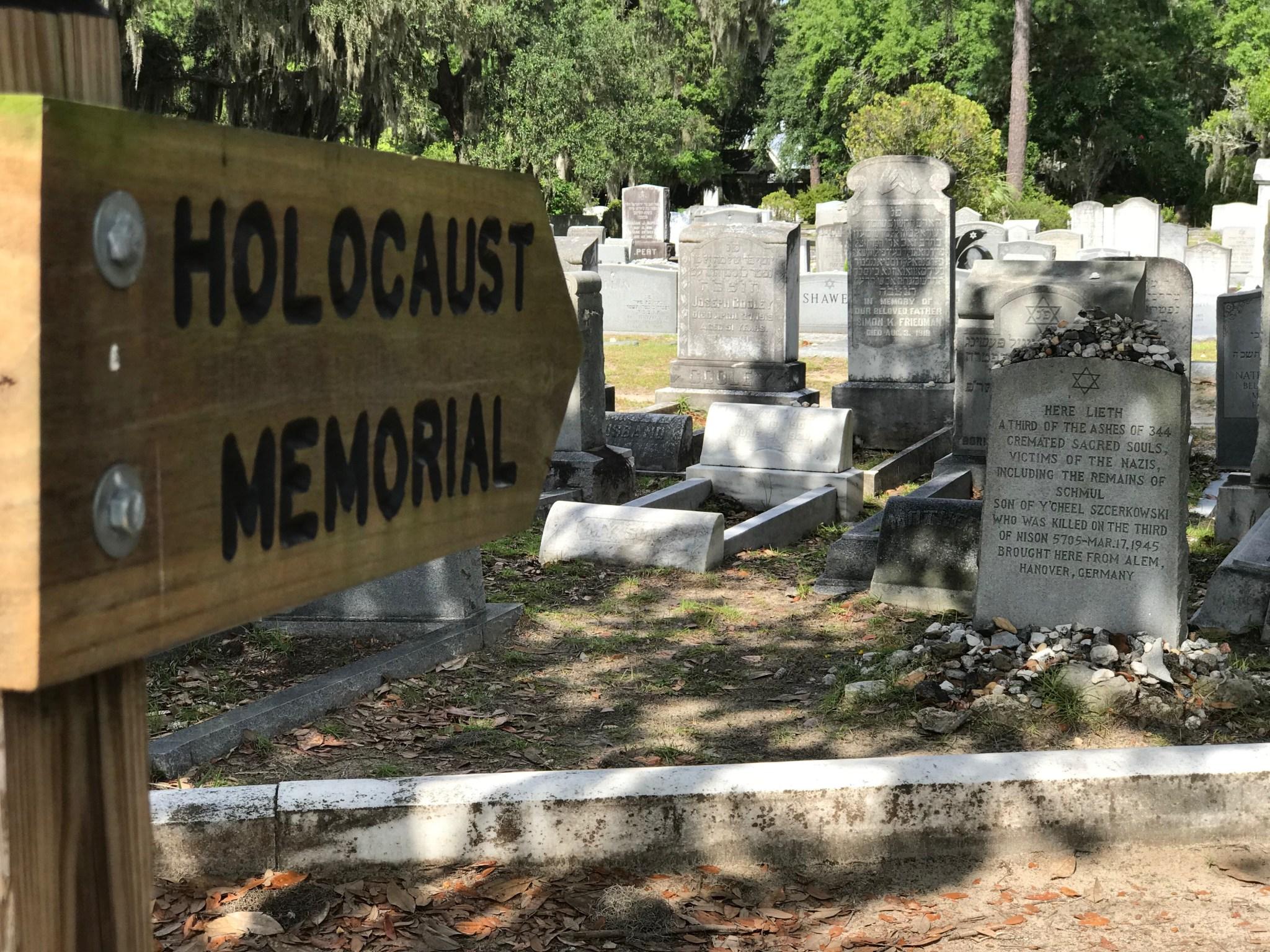 Holocaust Memorial Boneventure Cemetery