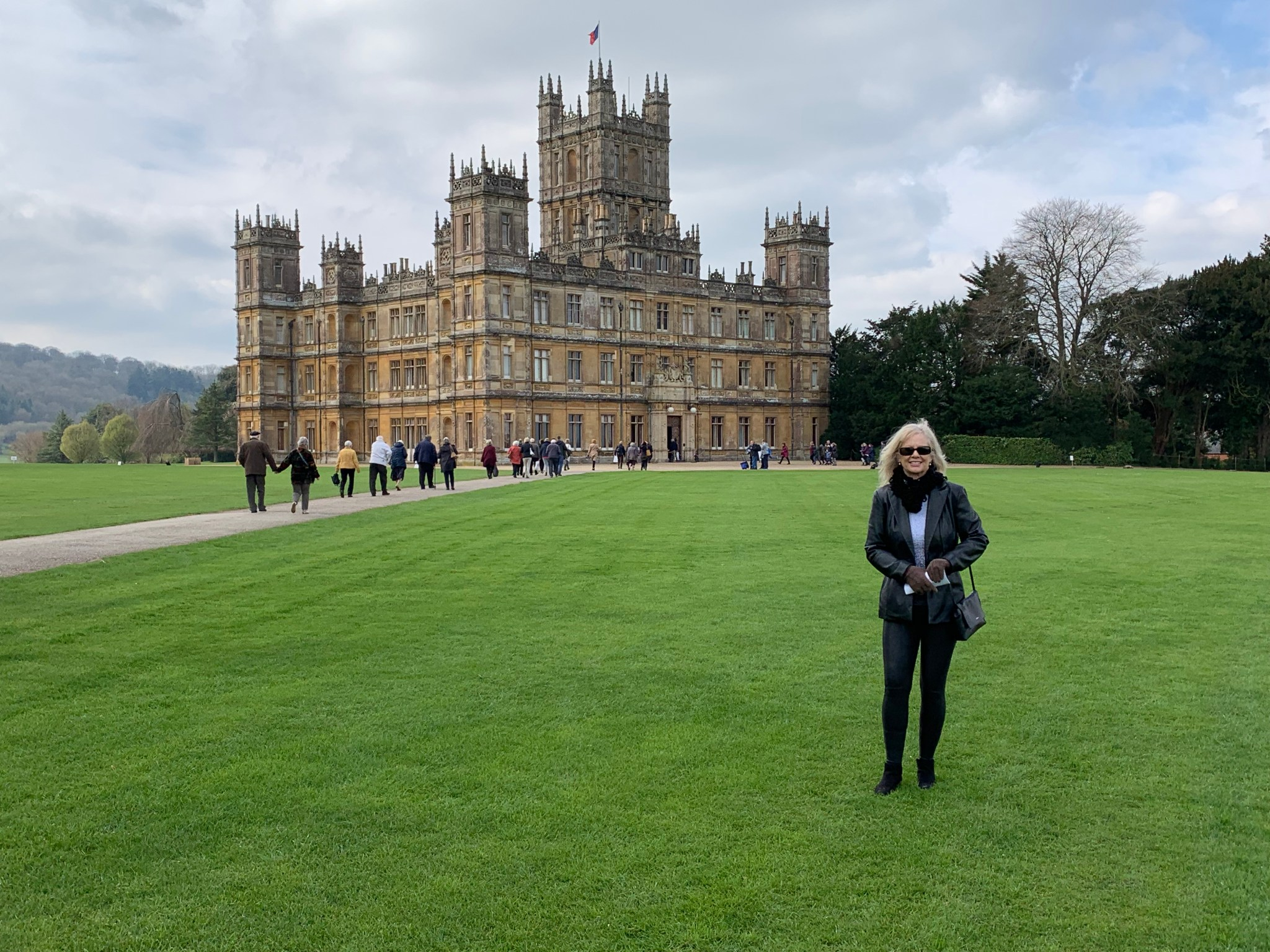 Highclere Castle day of tour