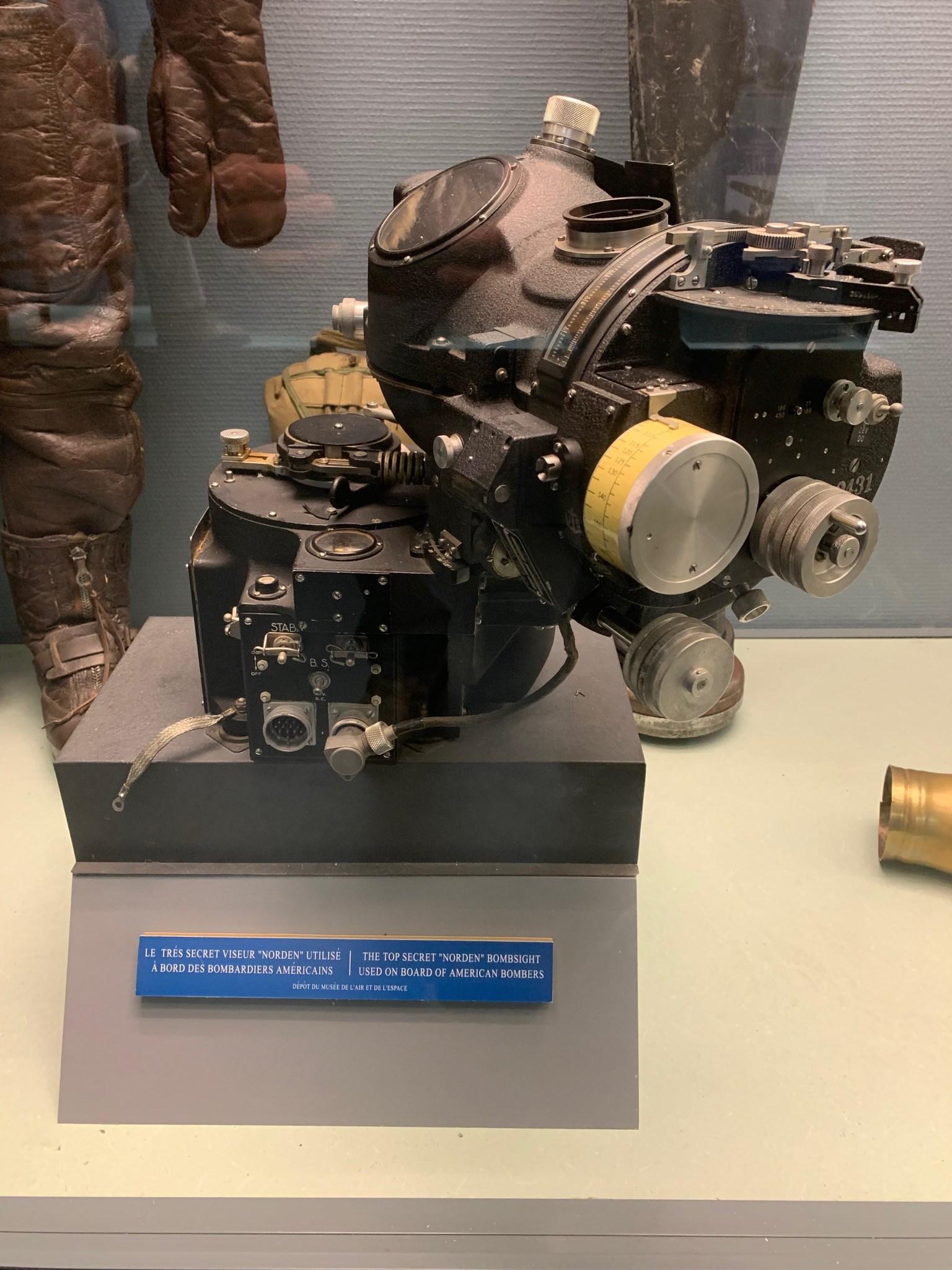 Norden Bombsite