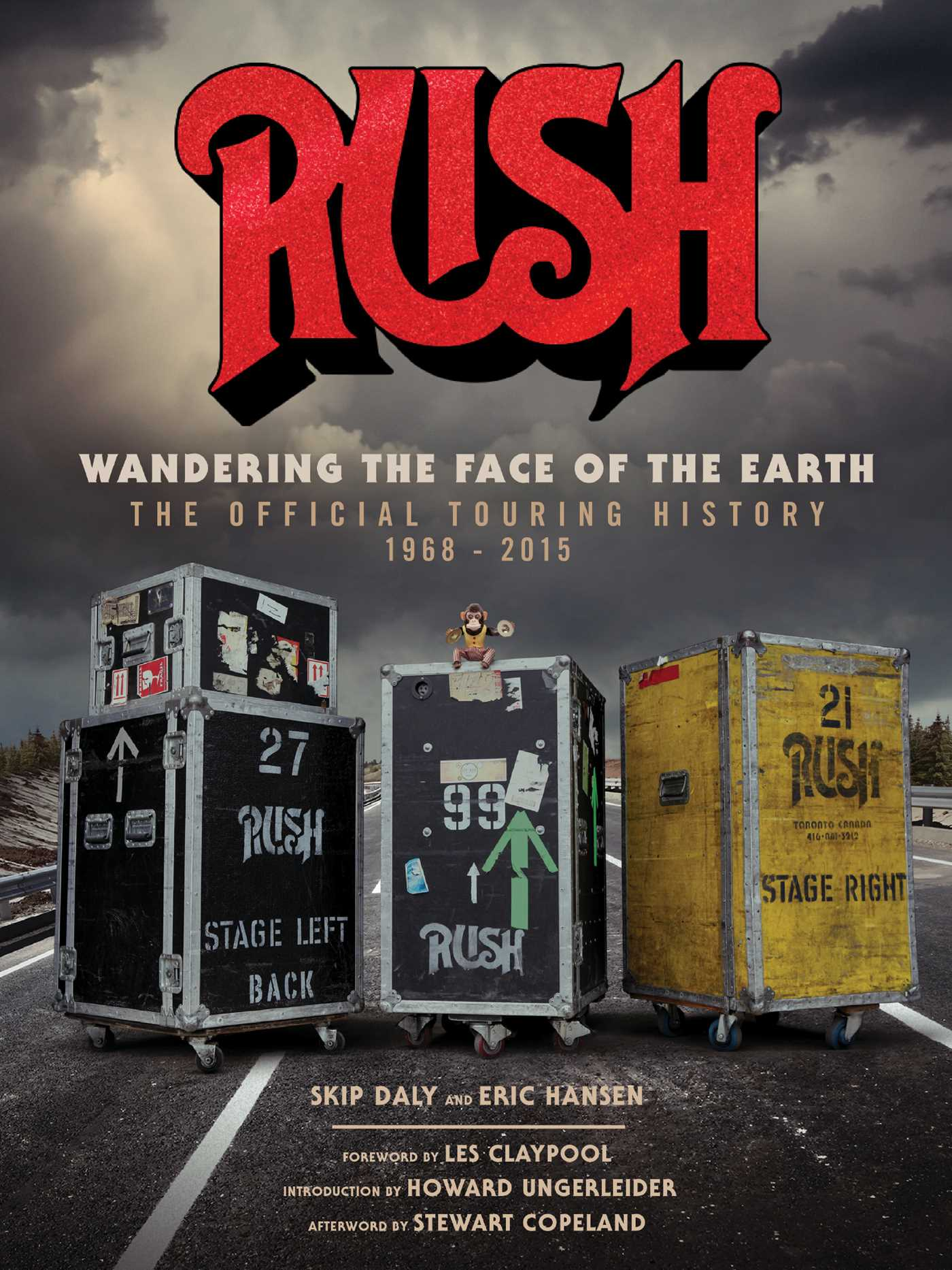 rush wandering the face of the earth