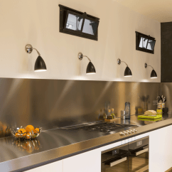 Kitchen Wall Lights Free Design Software Astro Lighting 7157 Joel Light In Black And Chrome