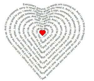 Marianas Trench Lyrics - Good To You - Heartified.