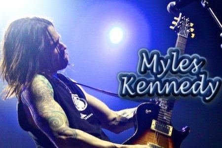 Myles Kennedy - Artist Spotlight