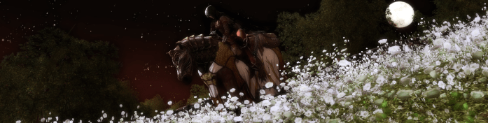 My RK Raumi.. I got pretty lucky with this shot.. both her and her war horse looked down at the same time.. reminded me of the End Of The Trail statue. Credits: Appearance War Steed: Hide Default Head: Halter of the Hammer Hand Body: Spooky Caparison Of The Bat - Default Legs: Rune Keepers Leggings - Dyed Rust Tail: Rohirm Elite Tail - Default Saddle: Rohirm Elite Saddle Gear: Accesory of the Hammer Hand Raumi's Outfit: Back: Odda's Riding Cloak Chest: Jacket of the lazy soldier Leggings: Landbert's Threadbare leggings Gloves: Gloves of the Eorlingas Boots: Boots of the Eorlingas Satchel: Rune Keepers Satchel of the third age level 75 Dyed sienna