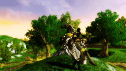 Watcher On The Hill Appearance War Steed: Hide Default Head: Halter of the Hammer Hand Body: Spooky Caparison Of The Bat - Default Legs: Rune Keepers Leggings - Dyed Rust Tail: Rohirm Elite Tail - Default Saddle: Rohirm Elite Saddle Gear: Accesory of the Hammer Hand Raumi's Outfit: Back: Odda's Riding Cloak Chest: Jacket of the lazy soldier Leggings: Landbert's Threadbare leggings Gloves: Gloves of the Eorlingas Boots: Boots of the Eorlingas Satchel: Rune Keepers Satchel of the third age level 75 Dyed sienna