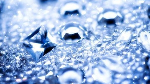 Diamonds Made From Rain