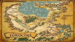 Map Of Forochel