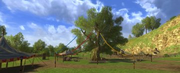 The Party Tree In The Shire