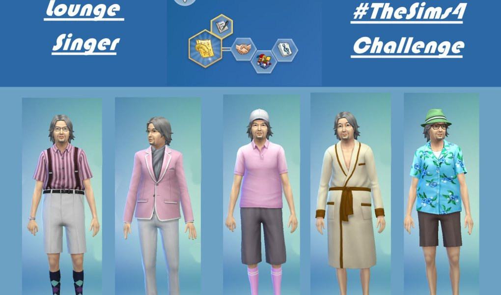 Sims 4 download - Donny Winklecheeks