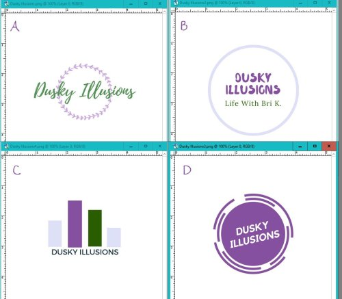 Blog Design - Logo Designs